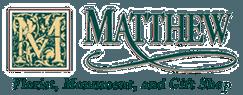 Matthew Florist Logo